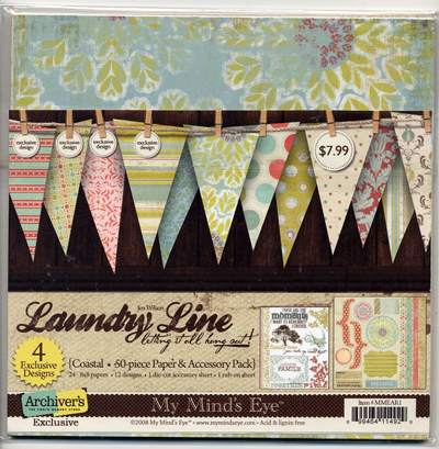 Laundry Line giveaway