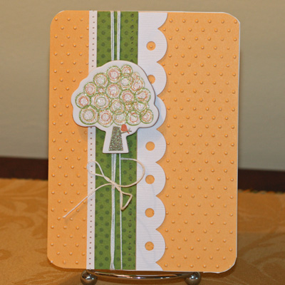 021909 tree Chatterbox card