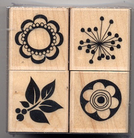 Hero small flowers set front