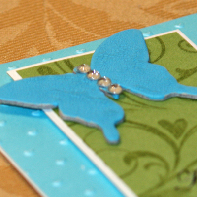 Original hero blog card close up