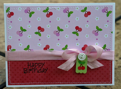 HB bow card