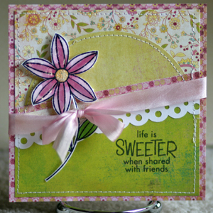 Sweeter card full