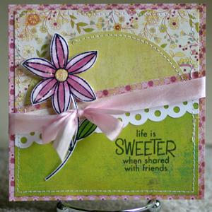 Sweeter card full