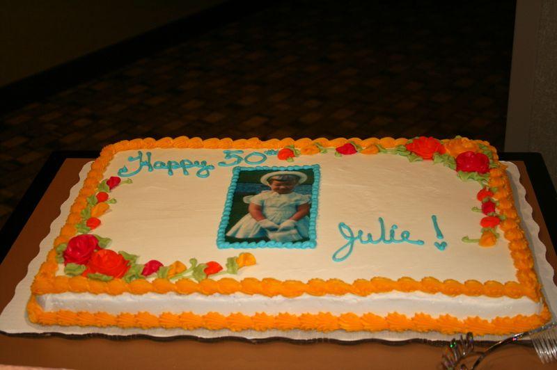 Julie cake