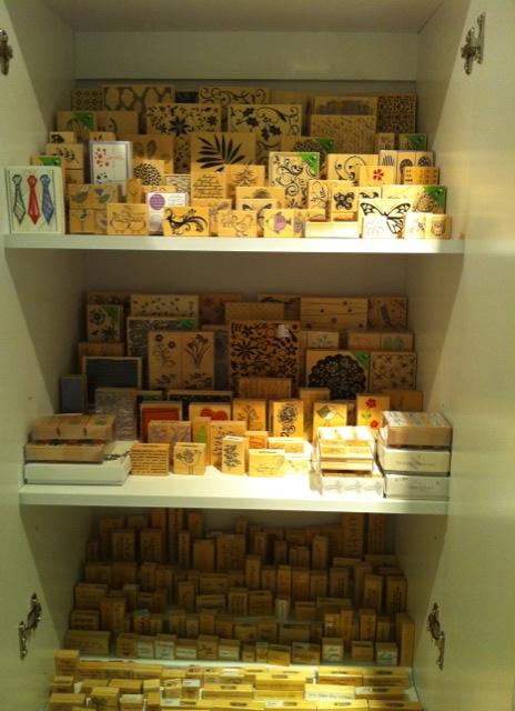 Hero shelves