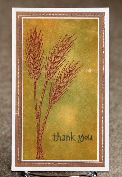082910  Wheat thank you standing