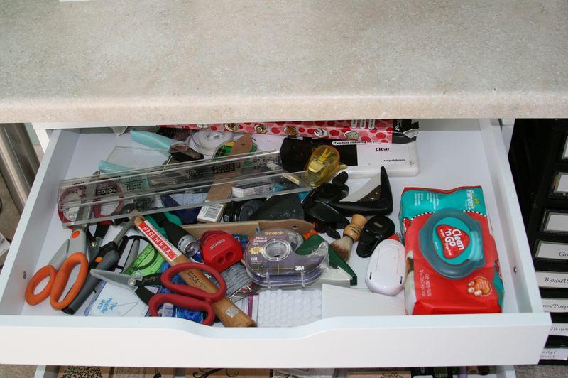 Tool drawers