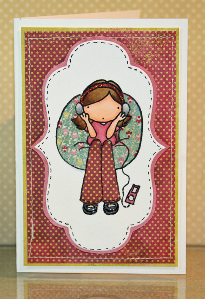 Audrey card 1