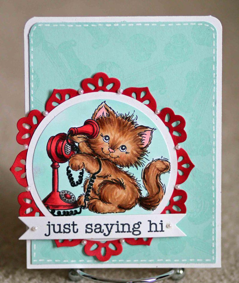 Nichol card for Mom