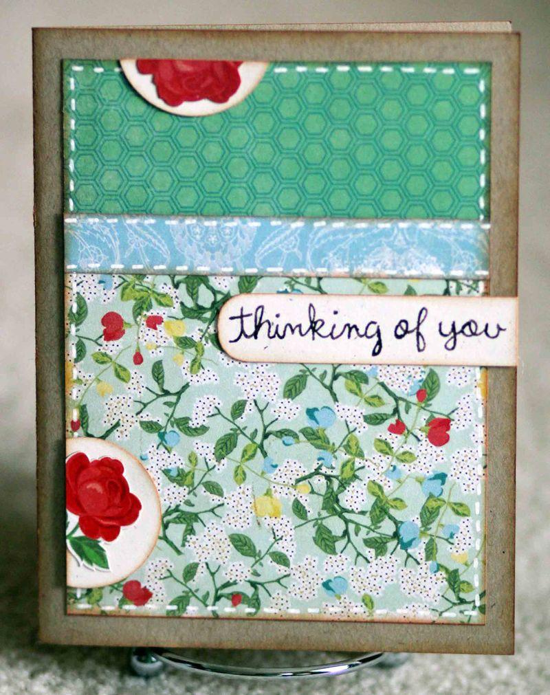 Britta card for Mom