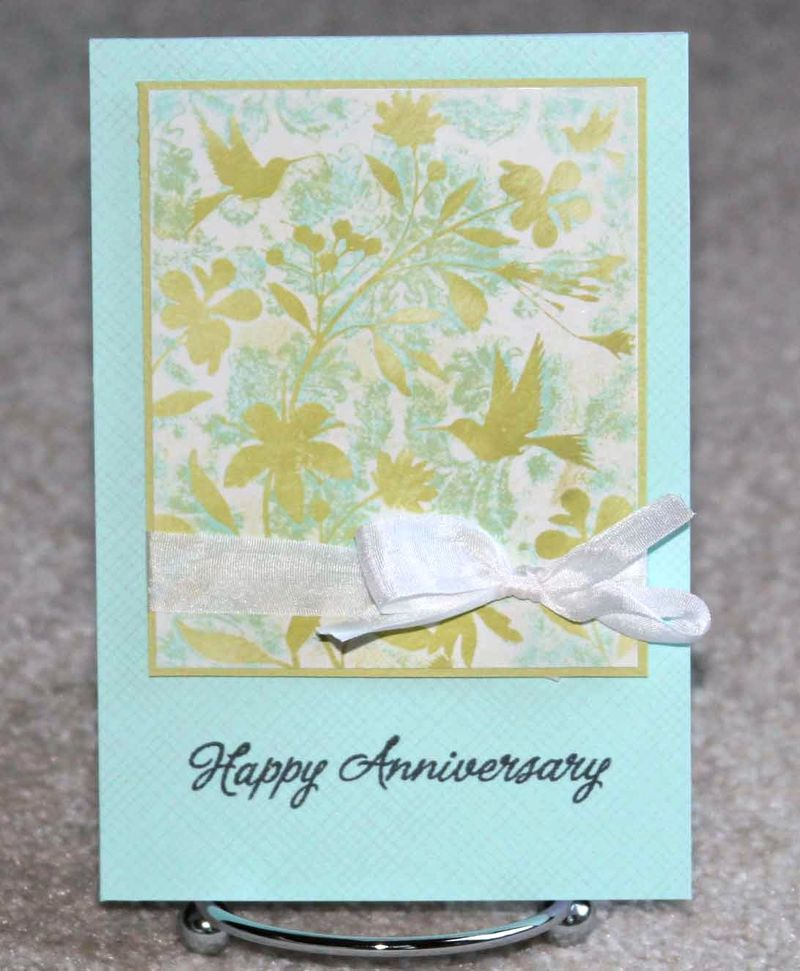 Anniv card for J and K 2011