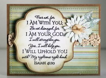 Isaiah card