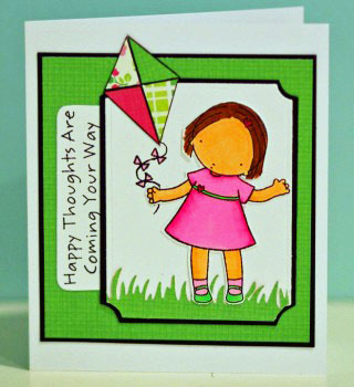 Pink dress card resize