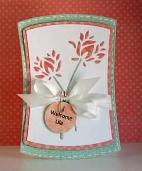 Welcome Lila Card 1