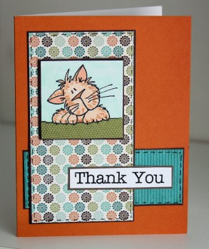 Thank you kitty card resize