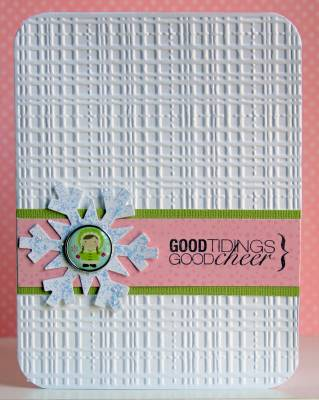 Good tidings snowflake card2 lower res