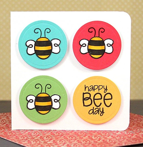 Happy Bee Day card2 lower res