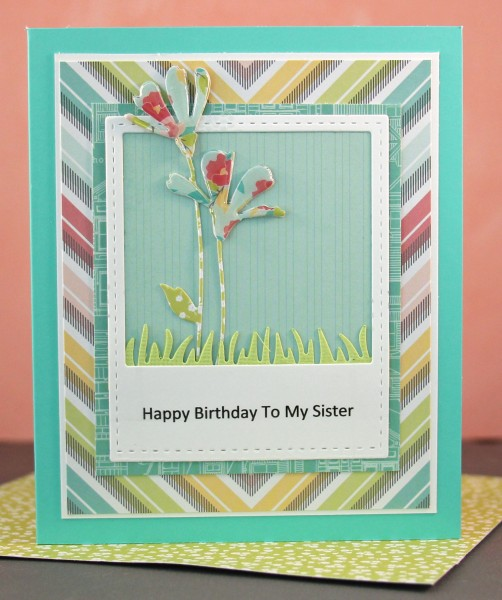 For My Sister Birthday card lower res