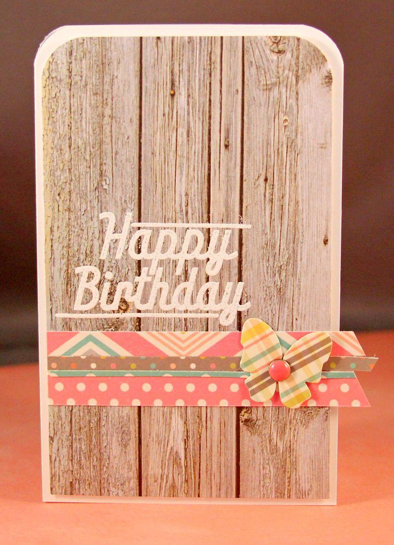 Birthday card for Hero2