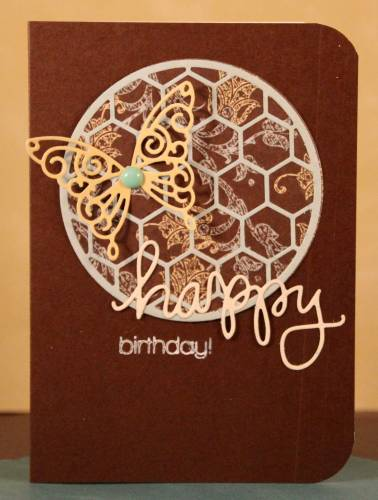 Brown birthday card lower res