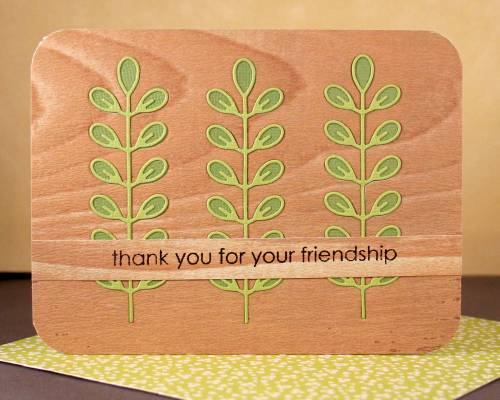 Thank you for your friendship wood card2 lower res