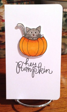 Hey pumpkin card lower res