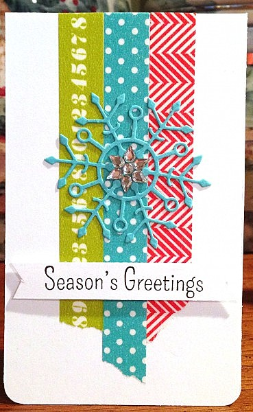 Snowflake KP washi card 2 lower res