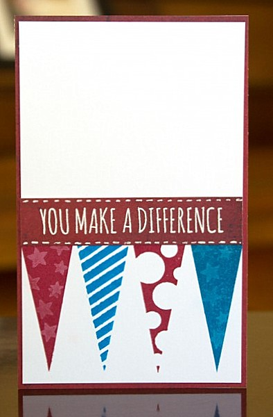 You Make A Difference card lower res