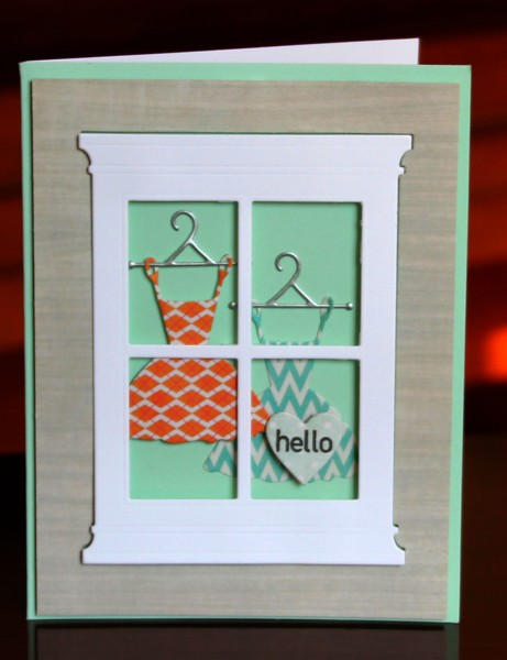 Hello dresses in window card lower res
