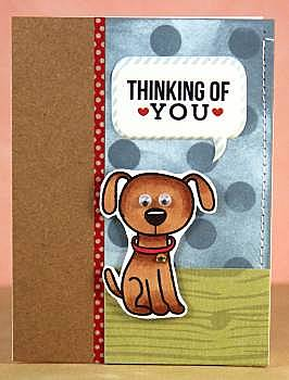 Thinking of you Simon dog card lower res