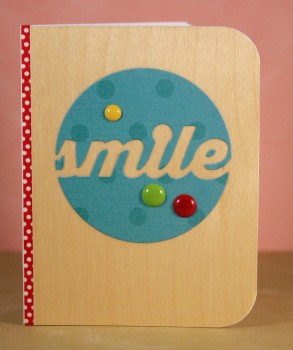 Smile wood card lower res