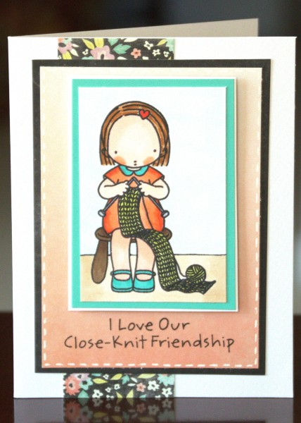 Close Knit Friendship card lower res