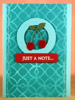 Just a Note Cherry Card lower res