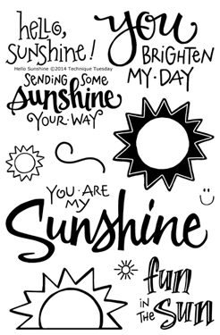 Technique-Tuesday-Hello-Sunshine-Clear-Stamps-Medium