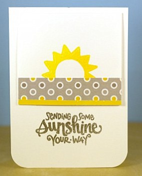 Sending Sunshine katy card lower res