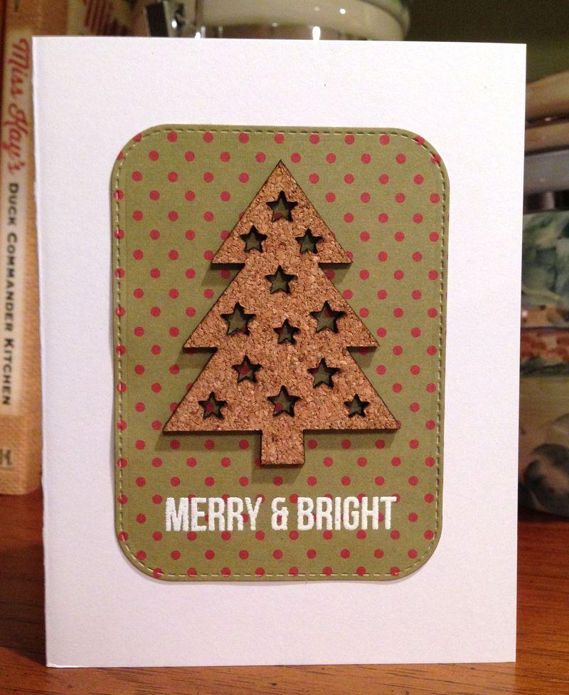 Cork card 3