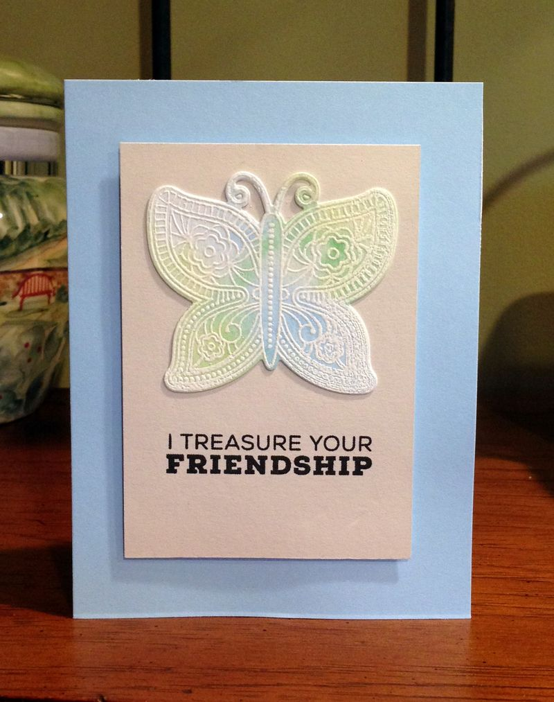 PI butterfly card 2