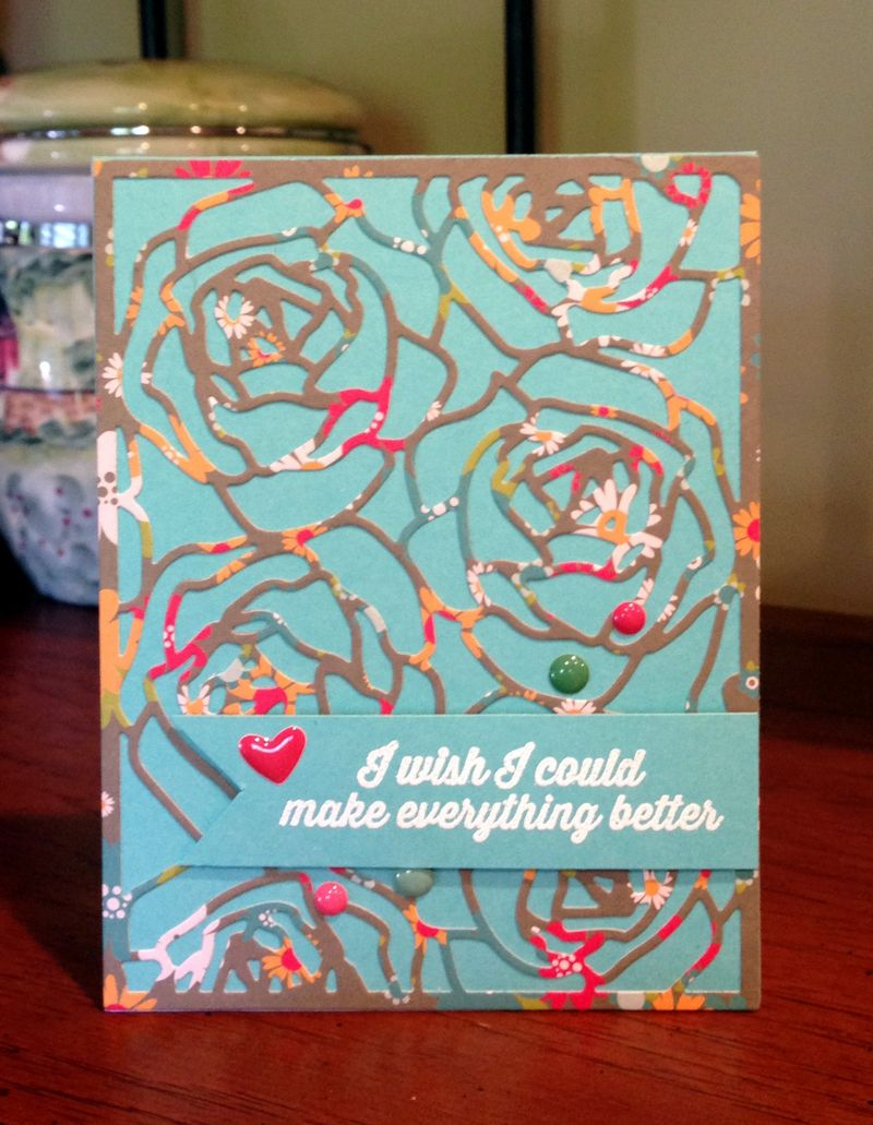 Make Everything better card