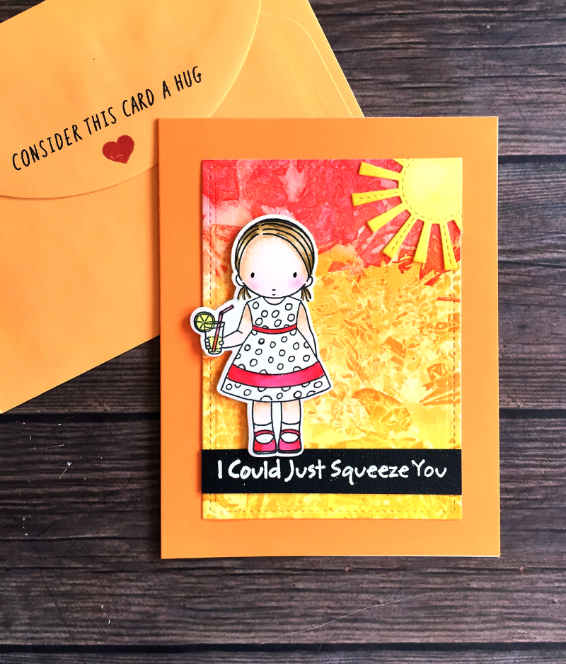 Squeeze you card