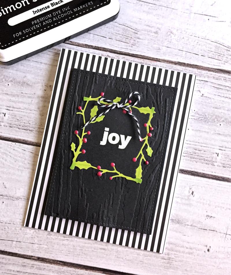 Joy SSS card