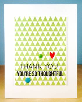 Thank you thoughtful card green lower res