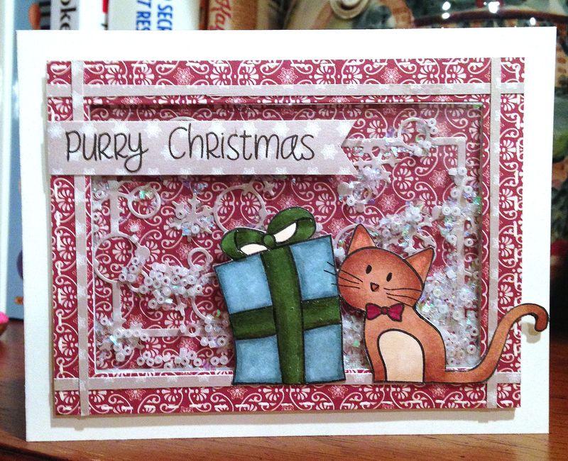 Purry Christmas