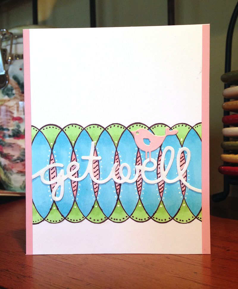 Kathy Rac get well card