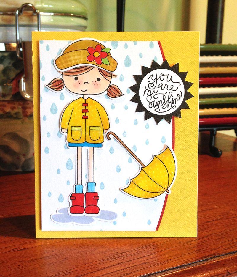 Abby rain card