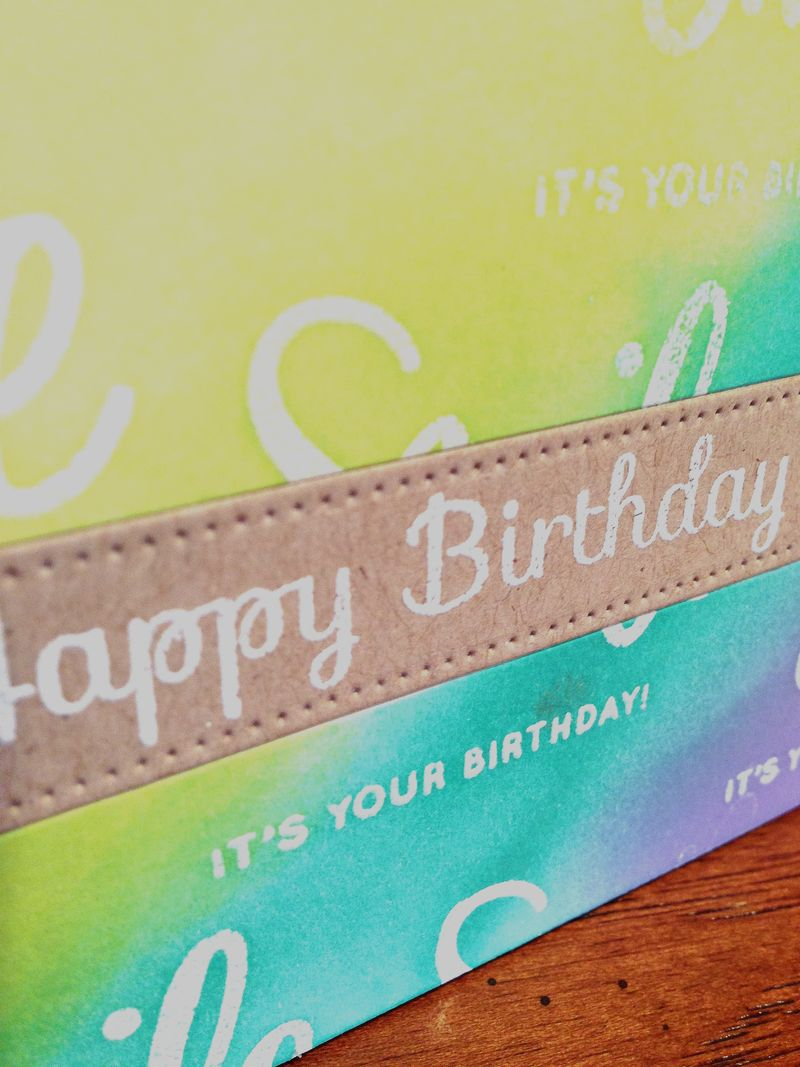 Jenn Shurkus card close up