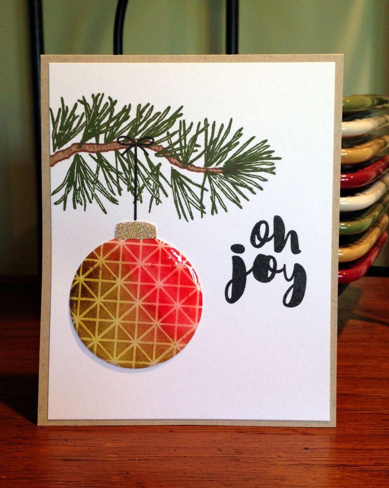 Joy Recipe Card #3