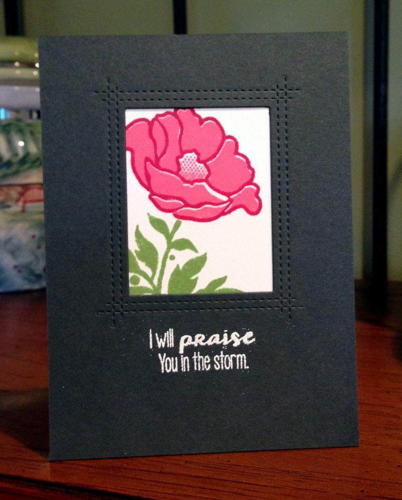 Praise you card