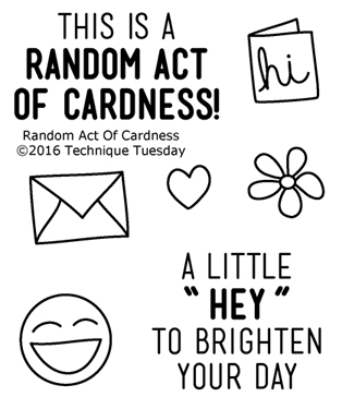 Technique-Tuesday-Random-Act-Of-Cardness-Clear-Stamps-Medium
