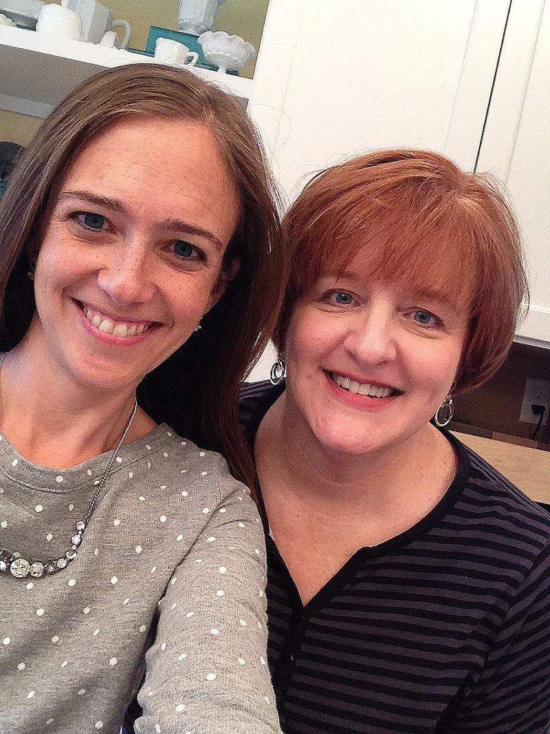 Jennifer and me Dec 2014