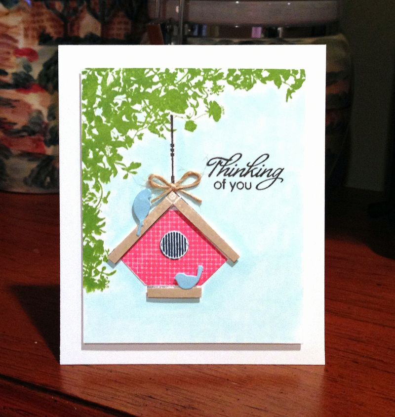 Birdhouse card2